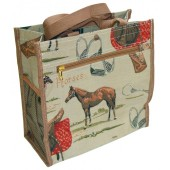 Horse Tote Shopper Grays