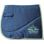 Saddlepad Kirin Harrys Horse-Veelzijdigheid-Dress Blues-Cob