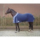 Zomerdeken two Tone Harrys Horse-185-Navy