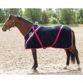Fleecedeken Levelock Harrys Horse-205-Dark Navy