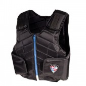 Bodyprotector Junior Zwart