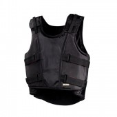 Spirit bodyprotector, Junior, Zwart