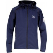Michelle Softshell Jas Dames - Peacoat Donkerblauw