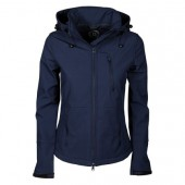 Softshell Jas Chicago - Navy