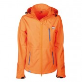 Softshell Jas Dutch - Oranje
