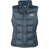 Bodywarmer Mensport Dames - Zwart