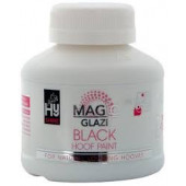 Magic Glaze Black Hoof  Paint - 250ml