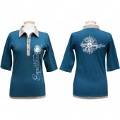 Shirt Dakota  S - Majolica Blue