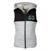 Bodywarmer Junior Melange/Grijs