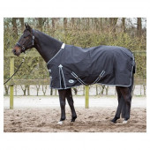 Outdoor Deken Thor 0gr met Fleece Lining - Zwart