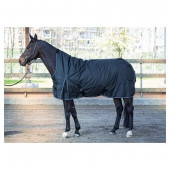 Regendeken Thor 200 Highneck - Jet Black