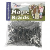Magic Braids Zwart