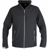 Softshell Jas Action Unisex Horka-XL-Zwart