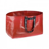 Shopperbag Rood