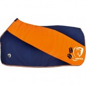 Fleece Deken Dutch Oranje