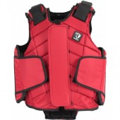 FlexPlus Bodyprotector Junior Rood