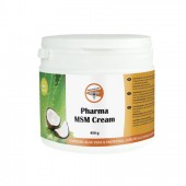 MSM Natural Cream 450gr