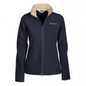 Softshell Jas Lynton Midnight Navy