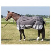 Thor deken 0 gr. Fleece Lining Harrys Horse-195-Dark shadow