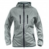 Adele Technical Jacket Grijs  Maat 36