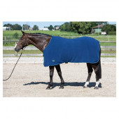 Towel Fleece Deken - Navy