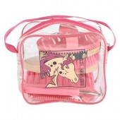 Mini Grooming kit Roze